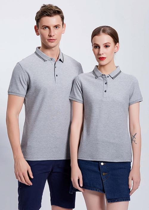 9085铜氨珠地T恤