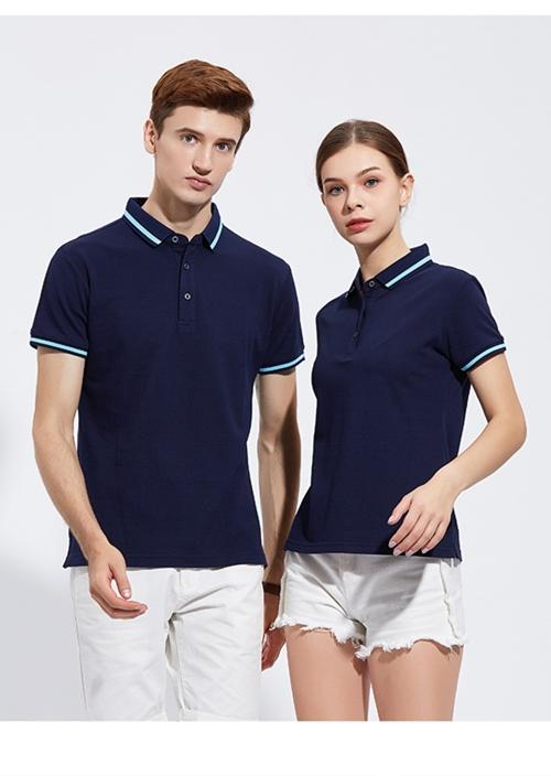 Z99011竹离子丝光T恤