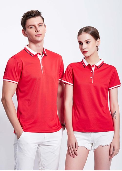2867亚麻珠地T恤